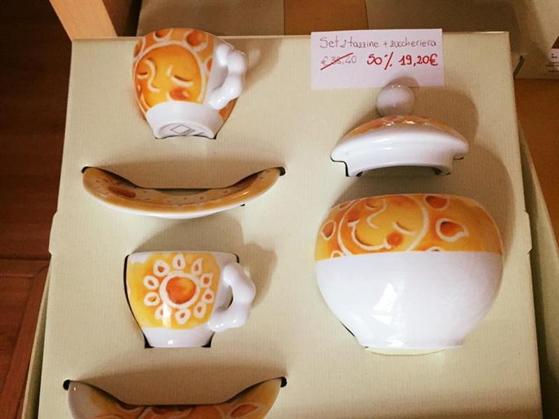Thun sconti 70 tavolo consolle allungabile for Ceramica thun saldi