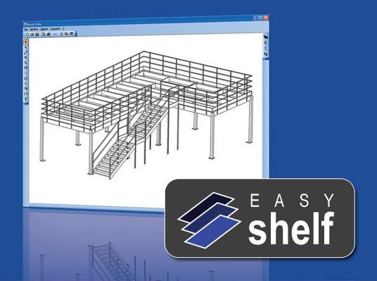 La Fortezza Scaffalature Industriali.Sviluppo Software Easyshelf